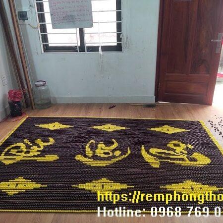rèm phòng thờ Phúc Lộc Thọ C57